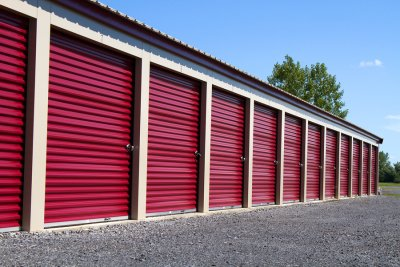 A storage facility in Capitola, CA